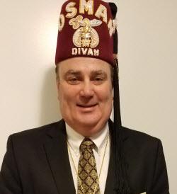 Illustrious Sir Larry F. Norte
